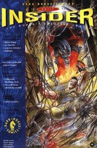 Dark Horse Insider (1992 series) #16, NM + (Stock photo)