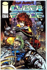 Cyber Force #3 (1994)