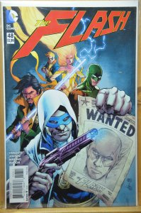 The Flash #48 (2016) VF-NM