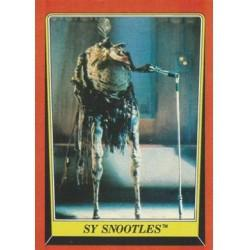 1983 Topps RETURN OF THE JEDI - SY SNOOTLES #22