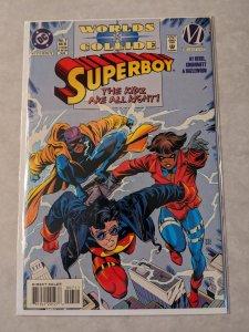 Superboy #7 NM DC Comics