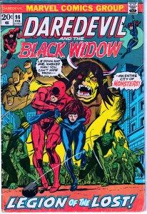 Daredevil(vol. 1) # 96  The Man Bull !