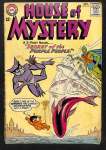 House of Mystery #145 (1964)