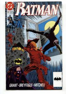 BATMAN #457-DC 1990-Comic Book-Robin NM-