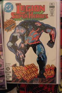Legion of Super-Heroes 290  NM+