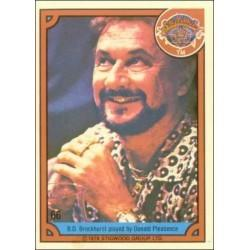 1978 Donruss Sgt. Pepper's B.D. BROCKHURST PLAYED BY DONALD PLEASENCE #66