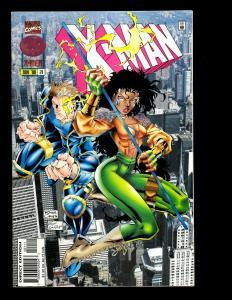12 X-Man Marvel Comics # 13 14 15 16 17 18 19 20 21 22 23 24 Spider-Man EK10