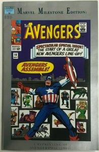 AVENGERS#16 VF/NM 1993 MILESTONE EDITION MARVEL COMICS