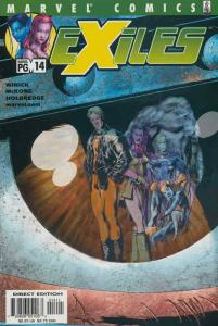 Exiles (Marvel) #14 VF; Marvel | save on shipping - details inside