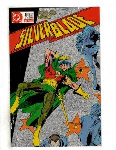 Silverblade #10 (1988) SR17