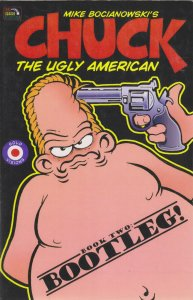 Chuck the Ugly American TPB #2 POOR; Comic Library International   low grade com
