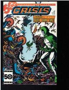 Crisis on Infinite Earths #10 (DC, 1986)