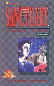 Sanctuary: Part 2 #8, VF (Stock photo)