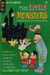 Little Monsters (1964 series) #11, Fine- (Stock photo)