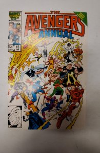 The Avengers Annual #15 (1986) NM Marvel Comic Book J680