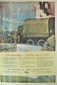 King Features Syndicate Rare 1945 Newspaper Cartoon Comic Strip Short Stories