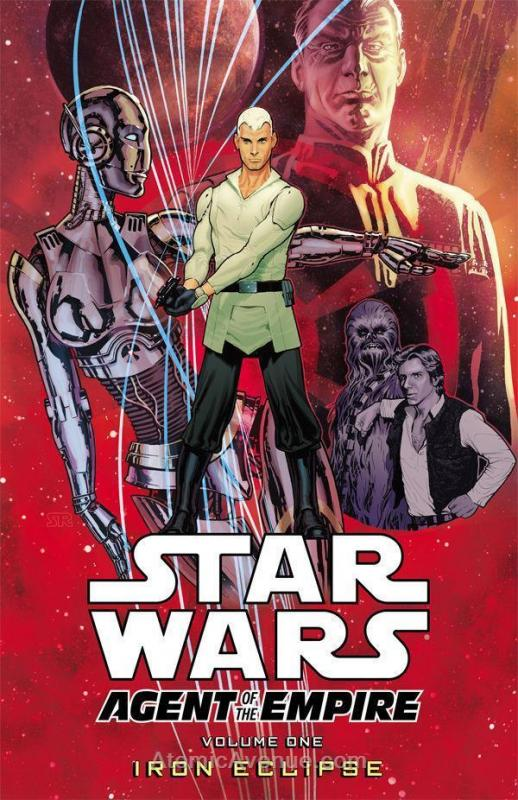 Star Wars: Agent of the Empire—Iron Eclipse TPB #1 VF/NM; Dark Horse | save on s