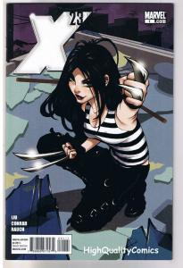 X-23 #1, VF+, Claws, Wolverine, Killing Dream, 2010, more Marvel in store