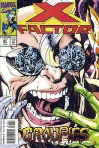 X-Factor (1986 series) #93, VF+ (Stock photo)