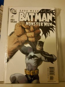 Dark Moon Rising - Batman & the Monster Men #4 (2006)