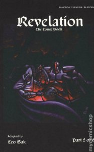 REVELATION #2, FN+, Leo Bak, Draw Near Studios, 1996 more Indies in store