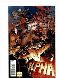 11 Comics Age of X Alpha 1 X-Men Pixie Strikes Back 4 Hulk vs Hercules 1 ++ J398