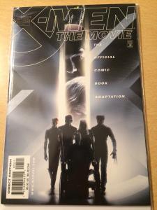X-Men:The Movie Adaptation
