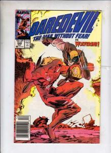 Daredevil #249 (Dec-87) NM- High-Grade Daredevil