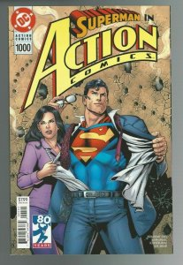 Action Comics #1000 1990's Dan Jurgens DC Comics 1st Print New NM