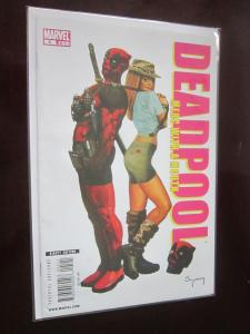 Deadpool Merc with a Mouth #5 - VF - 2010