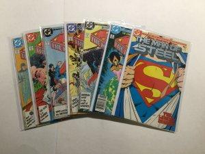Man Of Steel 1-6 1 2 3 4 5 6 Plus Variant 1 Lot Run Set Near Mint Nm Dc Comics
