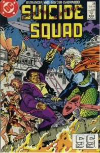Suicide Squad #34 VF/NM; DC | save on shipping - details inside