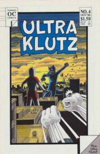 Ultra Klutz #4 VF/NM; Onward   save on shipping - details inside