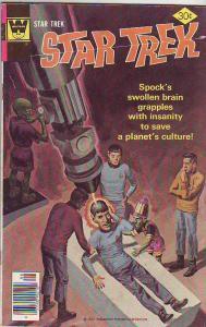Star Trek #46 (Aug-77) VG/FN Mid-Grade Captain Kirk, Mr Spock, Bones, Scotty