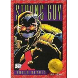 1993 Skybox X-MEN Series 2 STRONG GUY 32 Ex