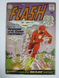 FLASH #111 (DC, 3/1960) VERY GOOD PLUS (VG+) 2nd Kid Flash (Wally West)!