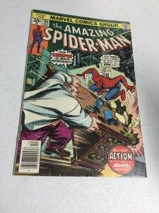 Amazing Spider-Man 163 Fn- Fine- 5.5 Marvel Comics