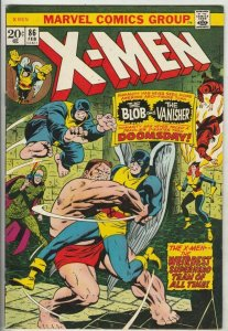 X-Men # 86 Strict NM- High-Grade The Vanisher The Blob Don Heck, George Bell