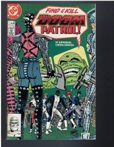 Doom Patrol #12 (DC, 1988)