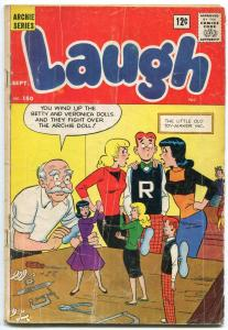 Laugh Comics #150 1963- Archie- Betty- Veronica FAIR