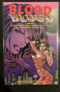 Bloodhound #0 (1997) Erotic A Edition Variant VF Sexy