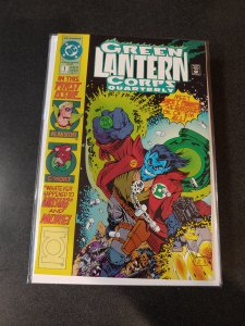 Green Lantern Corps Quarterly #1 (1992)