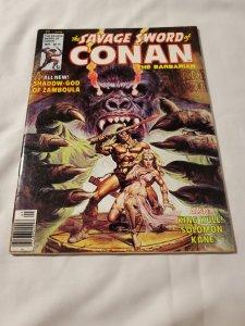 Savage Sword of Conan 14 VF