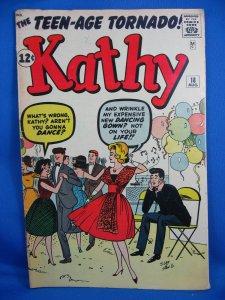 KATHY 18 F ATLAS 1962