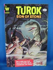 TUROK SON OF STONE 129 VF+