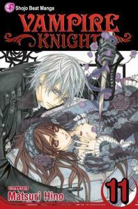 Vampire Knight #11 FN; Viz | save on shipping - details inside