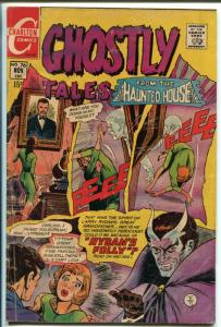 GHOSTLY TALES #76 1969-CHARLTON-STEVE DITKO ART-good/vg
