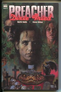 Preacher: Dixie Fried-Garth Ennis-Vol 5-1997-PB-VG/FN