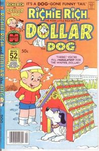 RICHIE RICH & DOLLAR THE DOG (1977-1982) 7 VF-NM COMICS BOOK