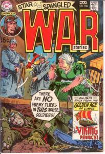 STAR SPANGLED WAR 150 VG-F VIKING PRINCE BY KUBERT COMICS BOOK